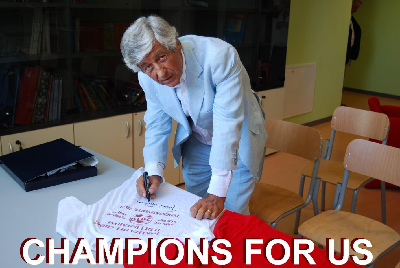 Champions for A.S.